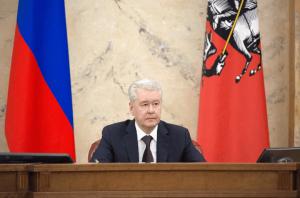 Мэр Москвы Сергей Собянин объявил, что на 1 новый шлагбаум во дворах москвичи получат 50 тысяч рублей