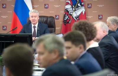 Мэр Москвы Сергей Собянин сообщил о переводе трех госуслуг в сфере строительства в электронный формат