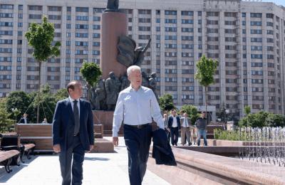 Сергей Собянин рассказал о проведенной реконструкции Октябрьского тоннеля