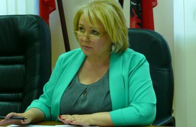 Глава муниципального округа Зябликово Ирина Золкина поздравляет жителей района с Новым годом