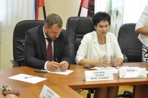 Глава управы района Зябликово Елена Хромова проведет встречу с жителями 18 ноября