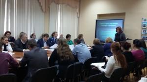 Формы и методы противодействия экстремизму участники совещания-семинара обсудили в Южном округе