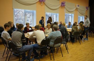 Общественные советники района Зябликово посетили заключительный семинар по обучению навыкам общения