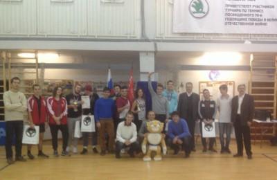 Турнир по пинг-понгу среди представителей молодежных палат состоялся в Южном округе