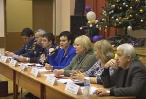16 декабря состоялась очередная встреча главы управы района Зябликово Елены Хромовой с населением