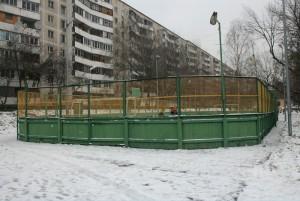 Соревнования по футболу  пройдут на одной из  спортивных площадок в районе Зябликово