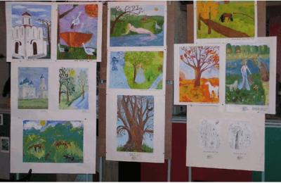 Международный фестиваль детского изобразительного и декоративно-прикладного творчества «Золотой Петушок» пройдет в ЮАО
