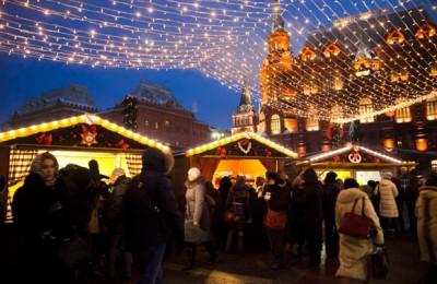 8,3 миллиона человек уже посетили «Путешествие в Рождество»