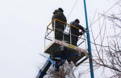 В ЮАО проведут работы по реконструкции двух кабельно-воздушных линий