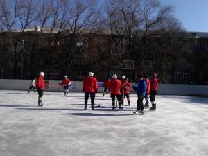 Соревнования по хоккею пройдут в районе Зябликово