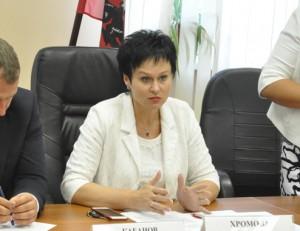 Сегодня, 18 января, в районе Зябликово глава управы Елена Хромова проведет прием местного населения