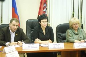 В управе района Зябликово 20 января прошла встреча главы Елены Хромовой с жителями