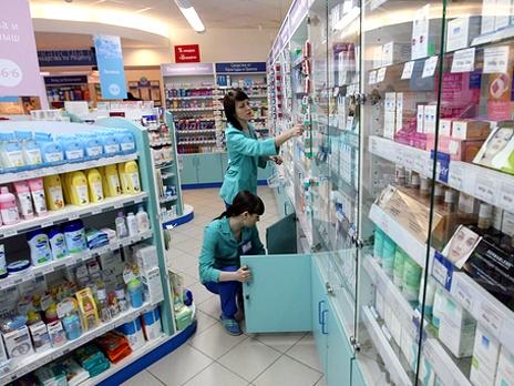 В аптеки Москвы начали поставлять больше медикаментов в частности противовирусных препаратов