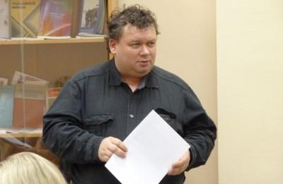 Депутат муниципального округа Зябликово Андрей Ефимов