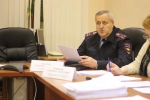 По словам Колдаева, число преступлений, зарегистрированных в ушедшем году, увеличилось