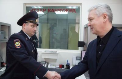 Мэр МосквыСергей Собянин отметил, что в наступившем году планируется отремонтировать порядка 20 зданий райотделов полиции