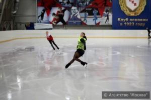 В Москве для воспитанников детдомов проведут серию тренировок по фигурному катанию