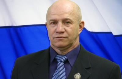 Александр Герасимов носит звание заслуженного учителя России