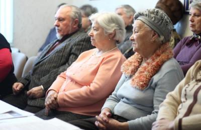 Расширение списка льготников по капремонту поддержали пенсионеры района Зябликово
