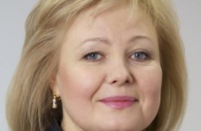 На фото глава муниципального округа Зябликово Ирина Золкина
