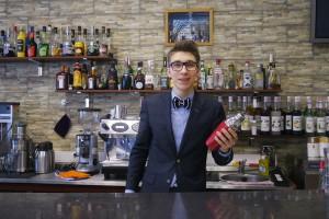 Студент колледжа управления, гостиничного бизнеса и информационных технологий «Царицыно» Всеволод Колобов выиграл в конкурсе «Студент года»