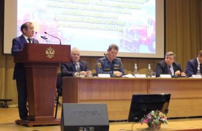 Южный округ в списке лидеров в столице по показателям безопасности - МЧС