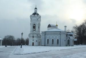 В Коломенском по-прежнему открыта выставка художника Рудольфа Абеля