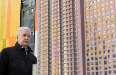 Мэр Москвы Сергей Собянин отметил, что строительство жилых комплексов предполагает развитие социальной инфраструктуры