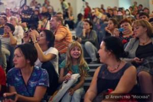 Первоапрельский юмористический концерт пройдет в ЮАО