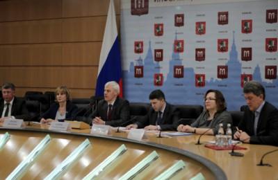 На встрече обсудили вопросы деятельности активистов во время рейдов проекта «Безопасная столица»