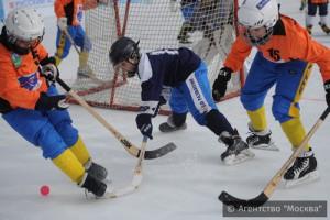 В среду, 3 марта, в районе Зябликово пройдут соревнования по хоккею среди детей