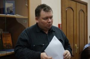 На фото Андрей Ефимов