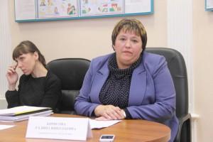 главврача детской поликлиники 145 Галины Борисовой