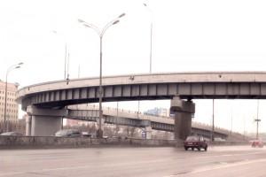 На фото Каширское шоссе в ЮАО