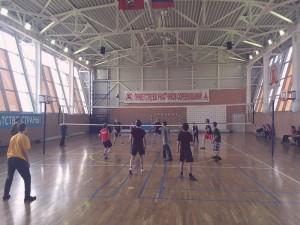 Команда района Нагатино-Садовники стала лучшей на окружных соревнованиях по волейболу для лиц с ОВЗ