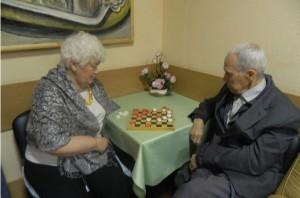 В местном отделении социальной реабилитации инвалидов пройдет товарищеская встреча по шашкам
