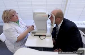 Москвичи смогли  бесплатно проверить свое здоровье в рамках дня открытых дверей в поликлиниках города