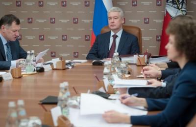По словам Собянина, установка систем видеонаблюдения помогла снизить уровень преступности в Москве
