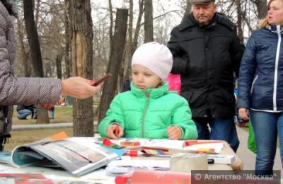 В рамках общегородских субботников москвичи смогут посетить мастер-классы и полевую кухню