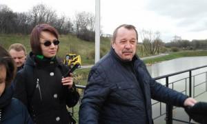 Префект Южного административного округа Алексей Челышев принял участие в субботнике
