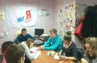 Взаимодействию с образовательными учреждениями было посвящено первое апрельское заседание молодежной палаты района Зябликово