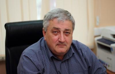 На фото депутат Александр Гугуцидзе