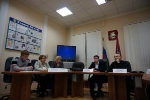 Совещание комиссии по делам несовершеннолетних с отделом по взаимодействию с населением пройдет в Зябликове