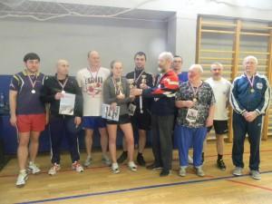 Командные соревнования по настольному теннису среди коллективов и предприятий района провели в Зябликове