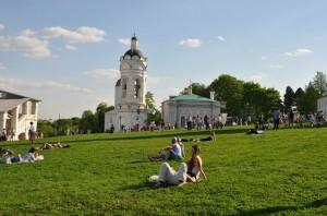 Москва, ЮАО, культпоход
