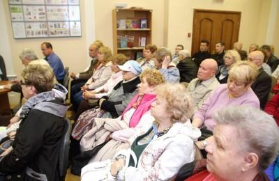На очередном заседании депутаты муниципального округа Зябликово согласовали проект комплексного доозеленения