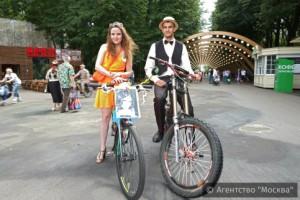 Жители и гости столицы 29 мая смогут принять участие в крупнейшем велопараде