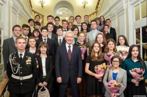 Итоги интеллектуального состязания прокомментировал мэр Москвы Сергей Собянин