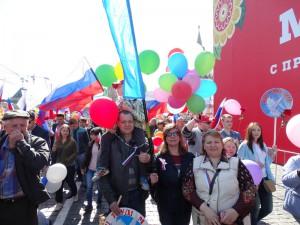 7 мая в Зябликове пройдет торжественное шествие, посвященное празднованию Дня Победы