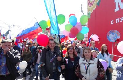 7 мая в районе Зябликово пройдет торжественное шествие, посвященное празднованию Дня Победы